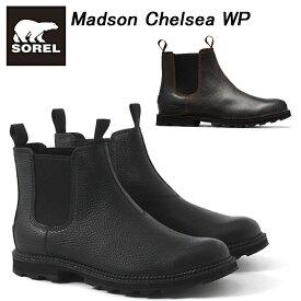 【送料無料】【あす楽】 Sorel ソレル メンズ Madson Chelsea WP マドソンチェルシーWP NM3474