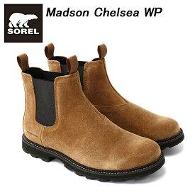 【送料無料】【あす楽】 Sorel ソレル メンズ Madson Chelsea WP マドソンチェルシーWP NM3475