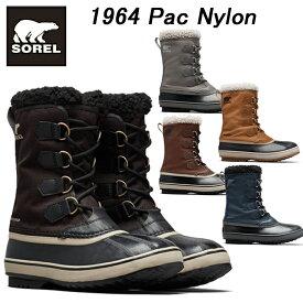 ソレル 1964 パックナイロン Sorel 1964 Pac Nylon NM3487 【メンズ】【送料無料】【あす楽】 スノーブーツ・ウインターブーツ
