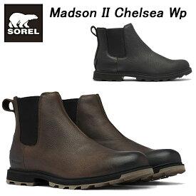 ソレル マディソンIIチェルシーWP 【メンズ】 Sorel Madson II Chelsea WP NM3845【送料無料】【あす楽】