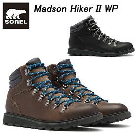 ソレル マディソンハイカーII WP 【メンズ】 Sorel Madson Hiker II WP NM3849【送料無料】【あす楽】