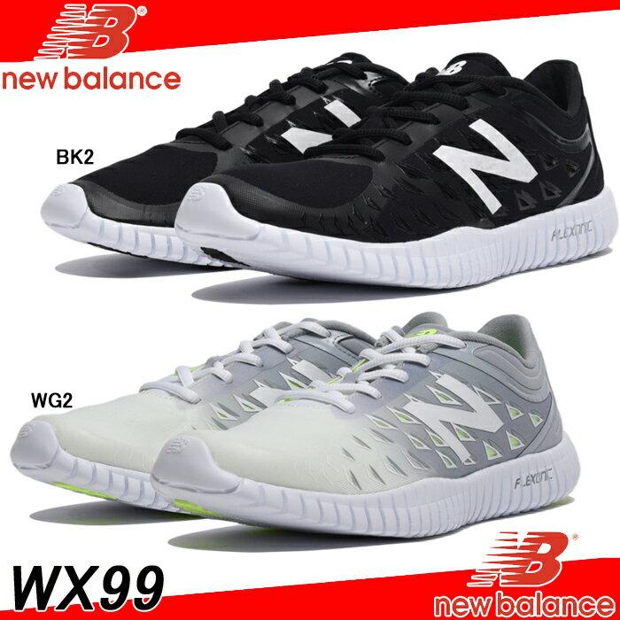 【あす楽】 NEW BALANCE ニューバランス フィットネスシューズ WX99【ウィメンズ レディス】