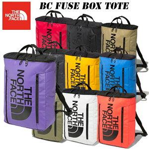 【SALE】【あす楽】ザ・ノースフェイス BCヒューズボックストート NM81956 THE NORTH FACE BC Fuse Box Tote