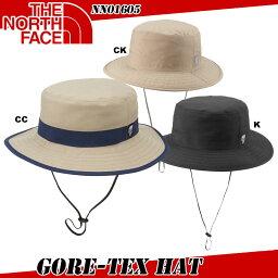 THE NORTH FACE這個北臉GORE-TEX Hat戈爾紡績品帽子(男女兩用)NN01605