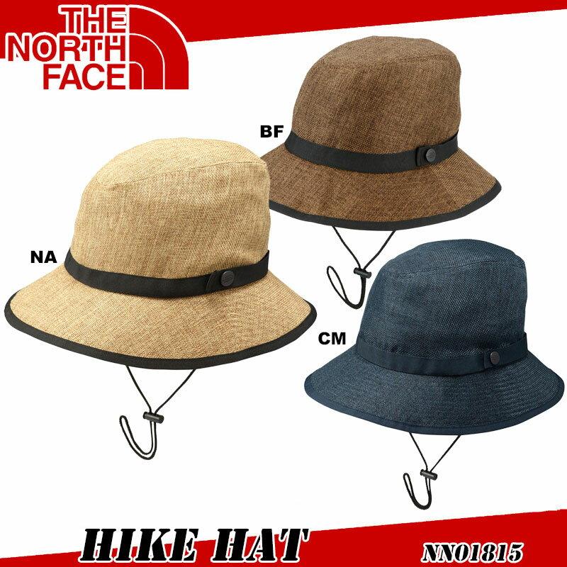 クーポン使用で 200円 OFF ! 【あす楽】 THE NORTH FACE ザ・ノース・フェイス HIKE Hat ハイク ハット(ユニセックス) NN01815