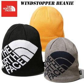 【20-21秋・冬 NEW COLOR】【あす楽】ザ・ノースフェイス ウィンドストッパー ビーニー(ユニセックス)NN41900 THE NORTH FACE Windstopper Beanie GORE-TEX