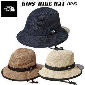あす楽 ザ・ノース・フェイス キッズ ハイク ハット(キッズ)NNJ01820 THE NORTH FACE Kids' Hike Hat 子供用 帽子 日除け アウトドア