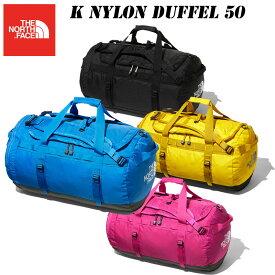 【2020 春・夏New】【あす楽】 ザ・ノースフェイス キッズ ナイロンダッフル50 (キッズ)NMJ81800 THE NORTH FACE Kids Nylon Duffel 50