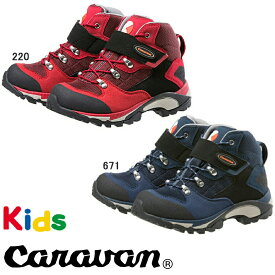 caravan キャラバン トレッキングシューズ C1-jr(ジュニア用) 0010109