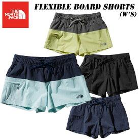 クーポン使用で 200円 OFF !【2019 春・夏NEW】【あす楽】 ザ・ノースフェイス フレキシブル ボード ショーツ(レディース) NBW41788 THE NORTH FACE Flexible Board Shorts