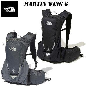 【あす楽】 ザ ノースフェイス ランニング トレイルランニング バッグ マーティンウィング6 NM61815 Martin Wing 6 2021 New Color