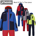 【あす楽】【送料無料】phenixフェニックススキーウェア上下セットPS8H22P90