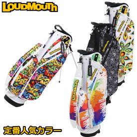 ラウドマウス キャディバッグ スタンド 7インチ メンズ レディース LM-CB0004 / 20FW / Loudmouth