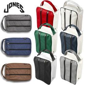 ジョーンズ ゴルフ シューズケース シューバッグ クラシック USモデル / JONES Classic