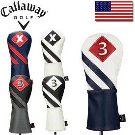 CALLAWAY GOLF VINTAGE ヘッドカバー (フェアウェイウッド用) / キャロウェイ ゴルフ ビンテージ / ヴィンテージ