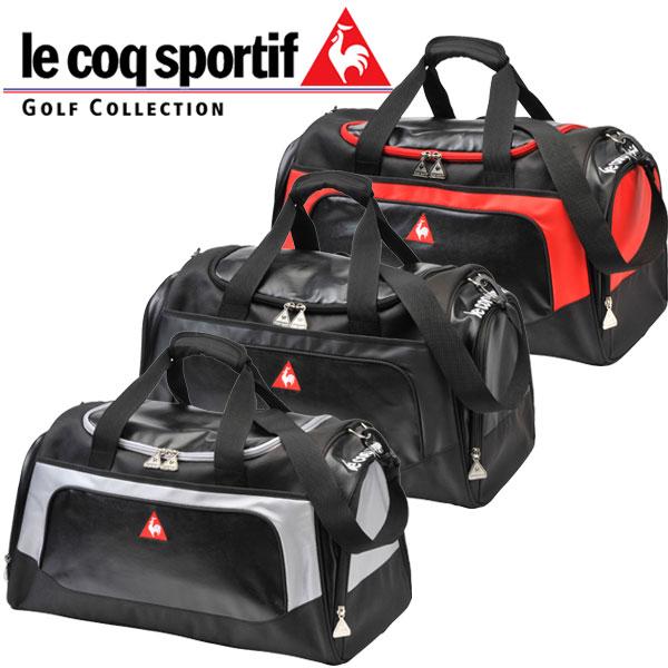 ルコック スポルティフ ゴルフ ボストンバッグ QQBLJA07 / 2018年 日本正規品