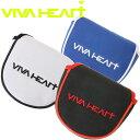 VIVA HEART ビバハート ゴルフ タフタ パター カバー マレット 型用 013-96834