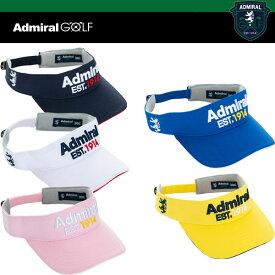 アドミラル ゴルフ メンズ バイザー ADMB 903F ADMIRAL