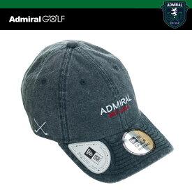 アドミラル ゴルフ ニューエラコラボ メンズ キャップ ADMB 926F