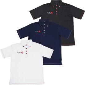 日本正規代理店 Piretti ピレッティ ポロシャツ ロゴ ボタンダウン ゴルフ PR-WR0001 / Piretti Polo Shirts