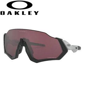 【SALE対象商品:3月11日1:59まで】 オークリー フライトジャケット サングラス プリズム ロード ブラック レンズ (サイクル / バイク / 自転車) OO9401-0937 スタンダードフィット USフィット / おーくりー さんぐらす ぷりずむ