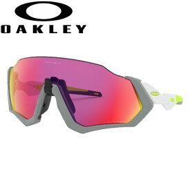 【SALE対象商品:3月11日1:59まで】 オークリー フライトジャケット サングラス プリズム ロード レンズ (サイクル / バイク / 自転車) OO9401-1037 スタンダードフィット USフィット / おーくりー さんぐらす ぷりずむ