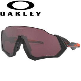 オークリー フライトジャケット サングラス プリズム ロード ブラック レンズ (サイクル / バイク / 自転車) OO9401-1337 スタンダードフィット USフィット / おーくりー さんぐらす ぷりずむ