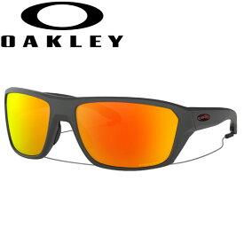 オークリー スプリットショット サングラス プリズムルビー 偏光レンズ OO9416-0864 スタンダードフィット USフィット