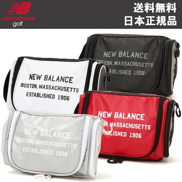 NEW BALANCE ゴルフ TPUコーティング カートバッグ 012-8981005 日本正規品 2018年モデル (ニューバランス)