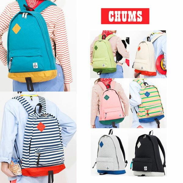 CHUMS チャムス バッグ パック CH60-0681 クラシック デイパック スウェットナイロン Classic Day Pack Sweat Nylon