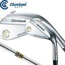クリーブランド ゴルフ 588 RTX2.0 プレシジョンフォージド ウェッジ ダイナミックゴールドS200 日本正規品
