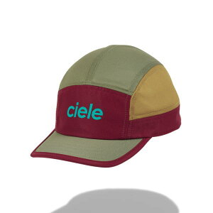 ciele シエル ランニング トレイルランニング キャップ 帽子 ALZCap SC Century Small 4100390113212 Montebello