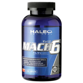 HALEO hareo MACH6马赫6 1080平板电脑氨基酸保健食品
