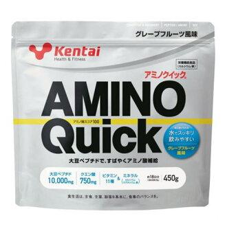 健康体力研究所KENTAI氨基快速450g西柚味道