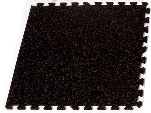 リサイクルエコマット ジョイント式エコマット 黒1枚 CM-100 Bタイプ サイド