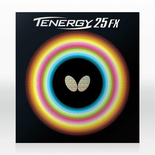 バタフライ Butterfly 卓球ラケット用ラバー テナジー25FX 05910 裏ソフト レッド