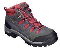 トレクスタ エボリューション EBK014 トレッキングシューズ 登山靴 レディース チャコール/マルーン