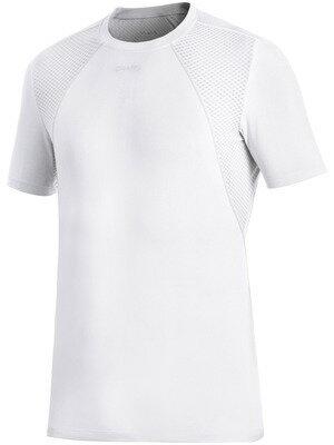 CRAFT クラフト クール 半袖シャツ コンセプトピース Concept Piece メンズ 1901381 ホワイト<店頭在庫限り>