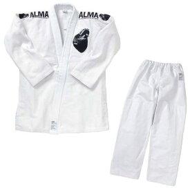 マーシャルワールド ALMA アルマ 海外製柔術着[白帯付] JU2 A2号 白 上下セット