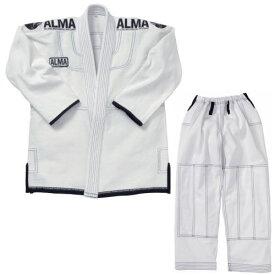 ALMA アルマ SUPERNOVA スーパーノヴァ コンペディションキモノ国産柔術着 JU3 A1 白 上下セット