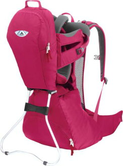 VAUDE VAUDE Wallaby pink child carrier