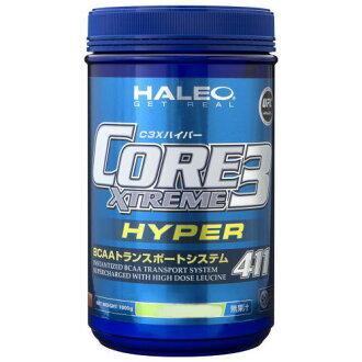 HALEO hareokoa 3 ekusutorimu C3X超级氨基酸BCAA粉1000g柠檬味道