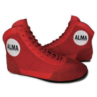 ALMA Alma Jiu-Jitsu and General martial arts grappling ring shoes GSS1 red 21 cm