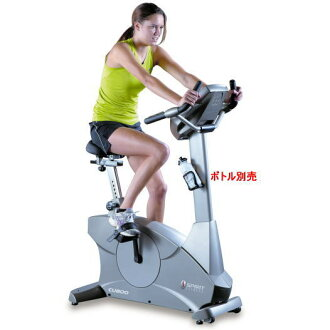 Spirit fitness upright bike CU800 semi commercial