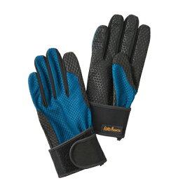プロモンテ PuroMonte UVケア リストサポート付 トレッキンググローブ GB059U 手袋 ネイビー