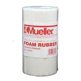 Mueller ミューラー テーピング 緩衝材 フォームラバー オープンセル のり付き 3mm 060251