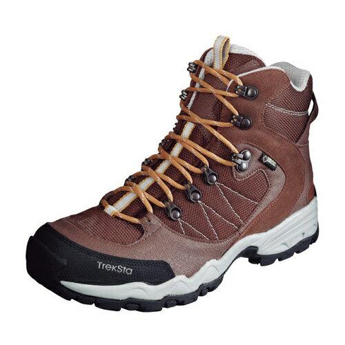 TrekSta トレクスタ FP-0504 HI GTXライト EBK167 トレッキングシューズ 登山靴 レディース ブラウン<店頭在庫限り>