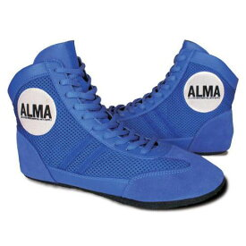 ALMA アルマ 柔術・総合格闘技 グラップリングシューズ GSS1 ブルー 28cm