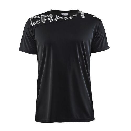 CRAFT クラフト ラディエイト 半袖Tシャツ Radiate SS Tee No.1 1905383 メンズ ブラックホワイト<店頭在庫限り>