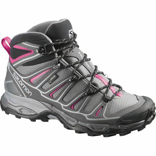 SALOMON サロモン 登山靴・トレッキングシューズ X ULTRA MID 2 GORE-TEX W L37147700 レディース<店頭在庫限り>